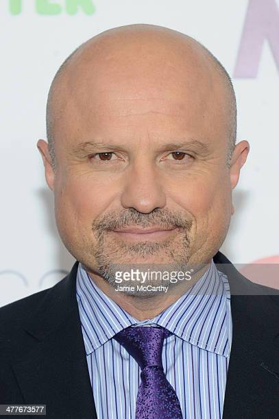 Actor Enrico Colantoni attends the 'Veronica Mars' screening at AMC Loews Lincoln Square on March 10 2014 in New York City