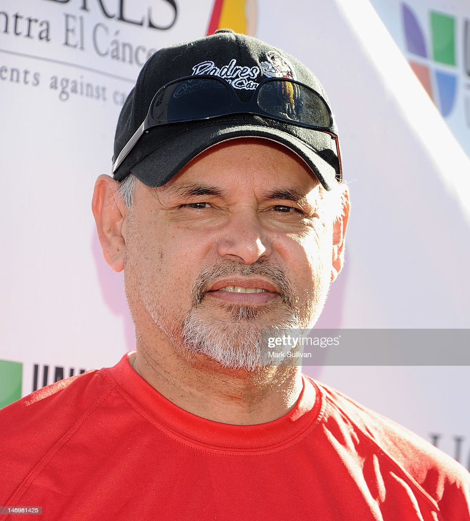 Actor Enrique Castillo attends PADRES Contra El Cancer's 'Stand For HOPE!' 5K Run/Walk at Rose Bowl on June 24, 2012 in Pasadena, California.