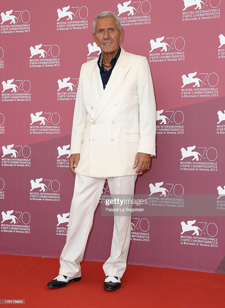 Actor Enzo Staiola attends the 'Non Eravamo Solo... Ladri Di Biciclette' Photocall during the 70th Venice International Film Festival at the Palazzo del Casino on September 1, 2013 in Venice, Italy.