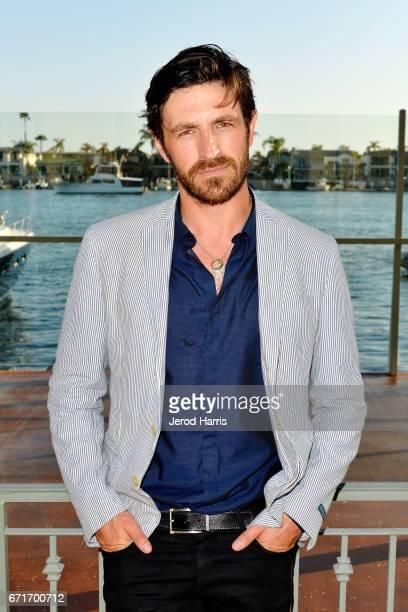 Actor Eoin Macken attends the Newport Beach Film Festival Honors at the Balboa Bay Club on April 22 2017 in Newport Beach California