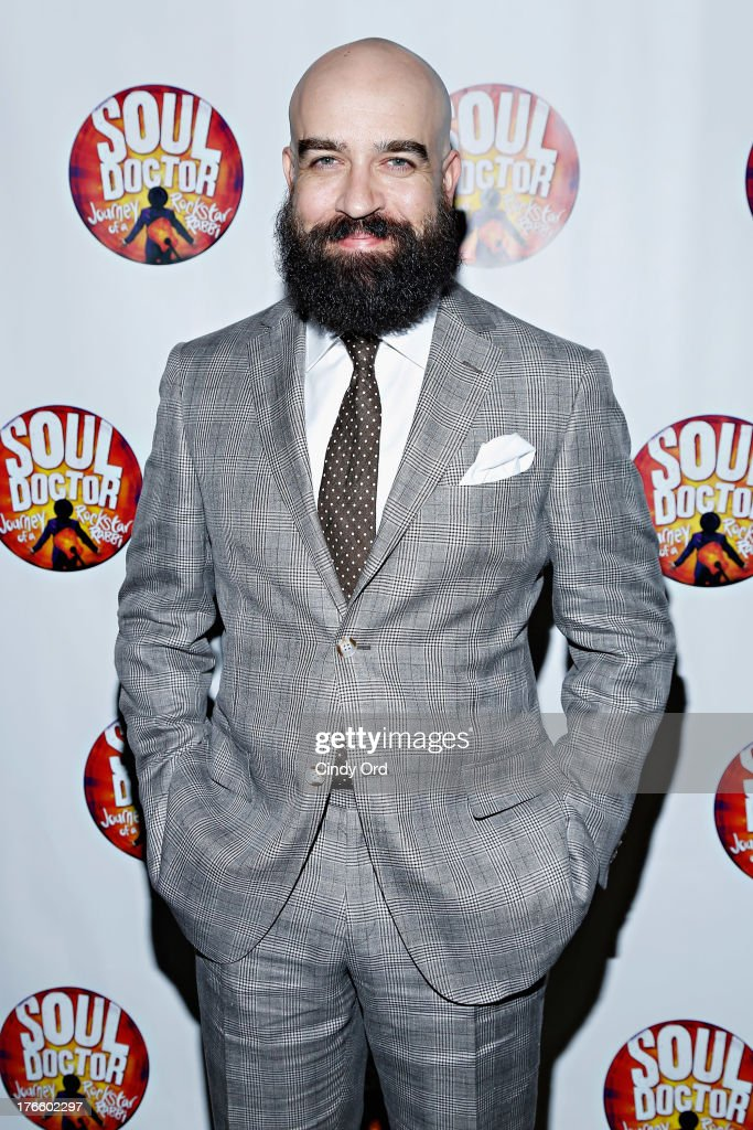 Actor Eric Anderson attends the after party for the Broadway opening night of 'Soul Doctor' at the The Liberty Theatre on August 15, 2013 in New York City.