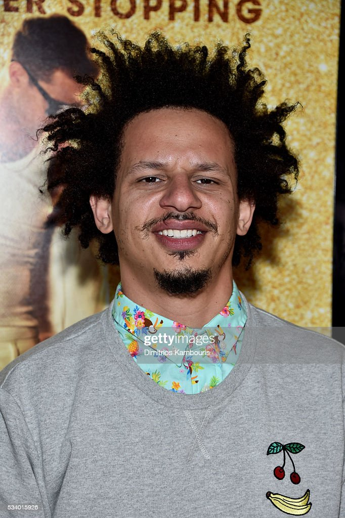 Actor Eric Andre attends 'Popstar: Never Stop Never Stopping' at AMC Loews Lincoln Square 13 theater on May 24, 2016 in New York City.