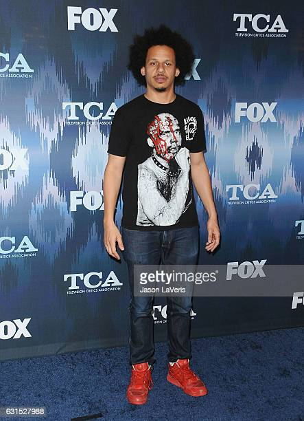 Actor Eric Andre attends the 2017 FOX AllStar Party at Langham Hotel on January 11 2017 in Pasadena California