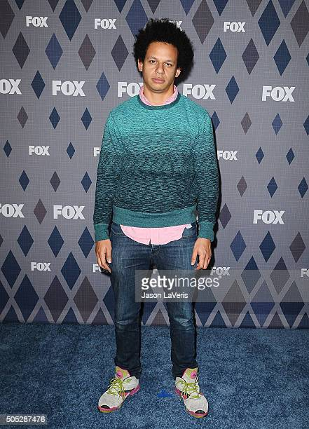 Actor Eric Andre attends the FOX winter TCA 2016 AllStar party at The Langham Huntington Hotel and Spa on January 15 2016 in Pasadena California
