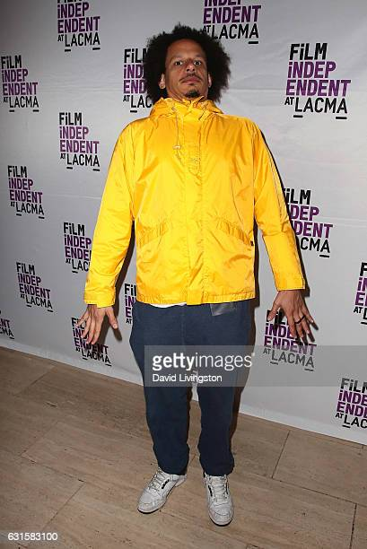 Actor Eric Andre attends the premiere of Magnolia Pictures' 'I Am Not Your Negro' at LACMA on January 12 2017 in Los Angeles California