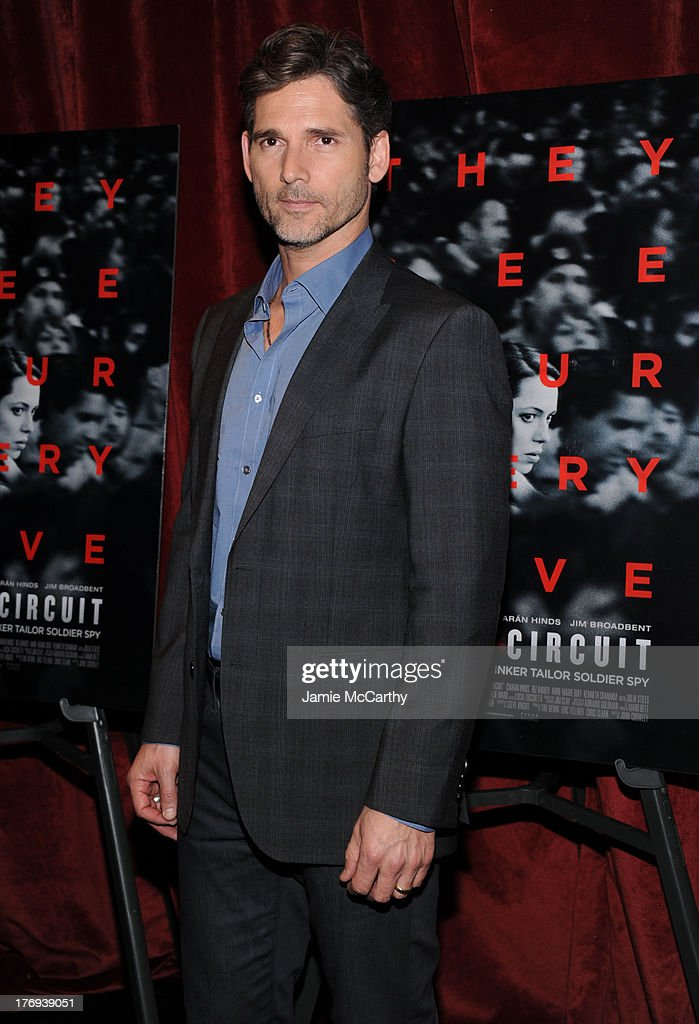 Actor <a gi-track='captionPersonalityLinkClicked' href=/galleries/search?phrase=Eric+Bana&family=editorial&specificpeople=202104 ng-click='$event.stopPropagation()'>Eric Bana</a> attends the 'Closed Circuit' screening at Tribeca Grand Hotel - Screening Room on August 19, 2013 in New York City.