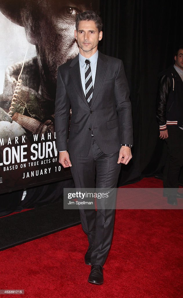 Actor <a gi-track='captionPersonalityLinkClicked' href=/galleries/search?phrase=Eric+Bana&family=editorial&specificpeople=202104 ng-click='$event.stopPropagation()'>Eric Bana</a> attends the 'Lone Survivor' New York premiere at Ziegfeld Theater on December 3, 2013 in New York City.