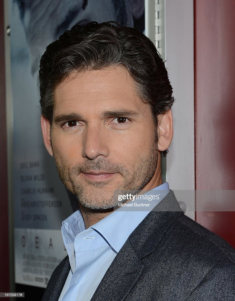 Actor <a gi-track='captionPersonalityLinkClicked' href=/galleries/search?phrase=Eric+Bana&family=editorial&specificpeople=202104 ng-click='$event.stopPropagation()'>Eric Bana</a> attends the premiere of Magnolia Pictures' 'Deadfall' at the at the ArcLight Cinemas on November 29, 2012 in Hollywood, California.