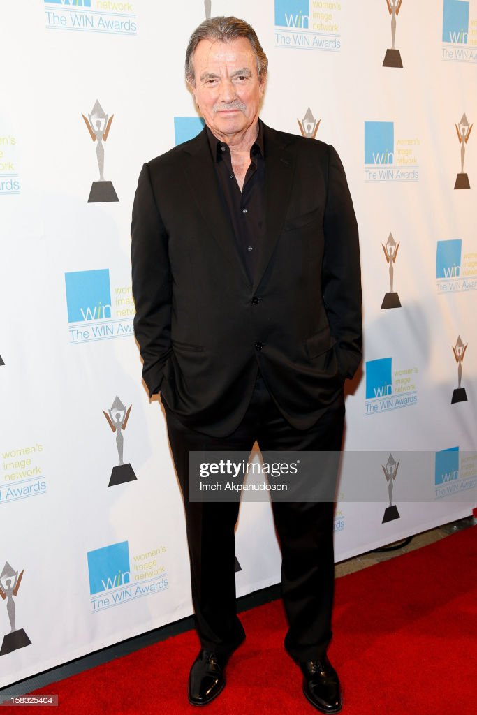 Actor Eric Braeden attends the 14th Annual Women's Image Network Awards at Paramount Theater on the Paramount Studios lot on December 12, 2012 in Hollywood, California.