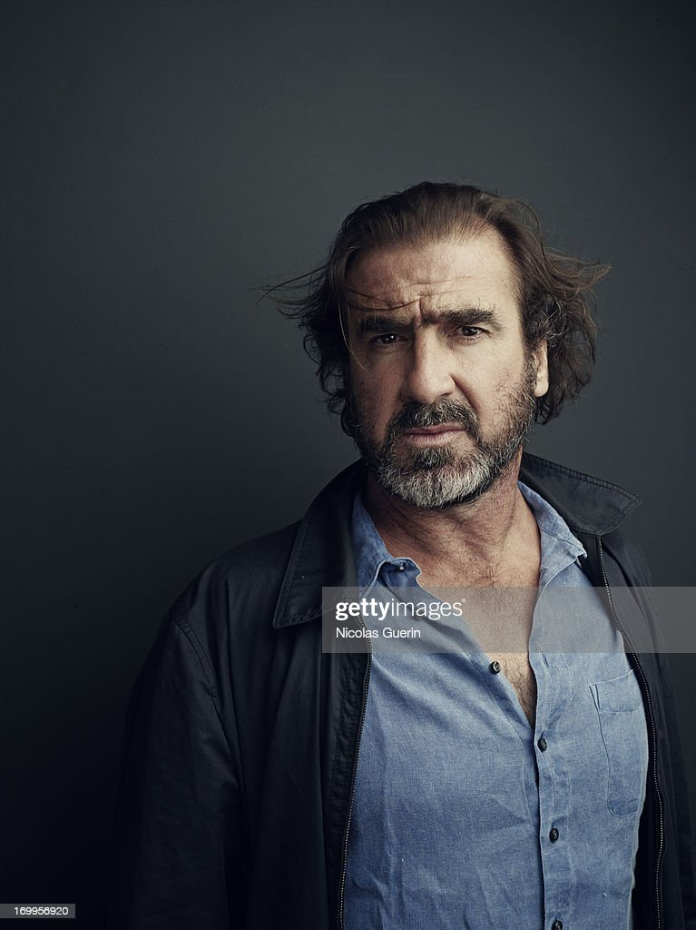 Actor <a gi-track='captionPersonalityLinkClicked' href=/galleries/search?phrase=Eric+Cantona&family=editorial&specificpeople=211325 ng-click='$event.stopPropagation()'>Eric Cantona</a> is photographed for Self Assignment on May 20, 2013 in Cannes, France.