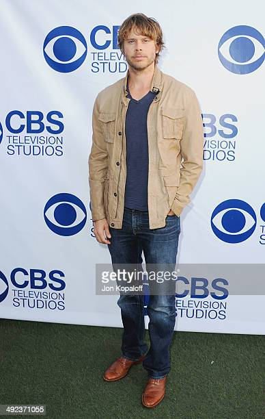 Actor Eric Christian Olsen arrives at the CBS Summer Soiree at The London West Hollywood on May 19 2014 in West Hollywood California
