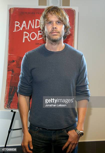 Actor Eric Christian Olsen attends the 'Band of Robbers' and 'Roy Kafri Mayokero' screenings during the 2015 Los Angeles Film Festival at Regal...
