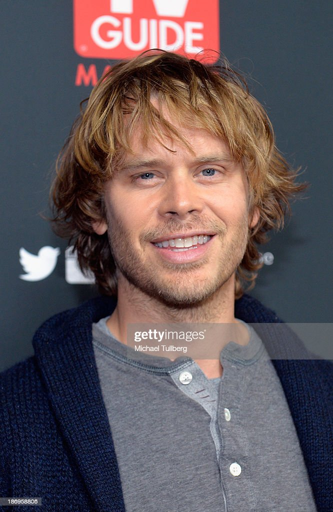 Actor Eric Christian Olsen attends TV Guide Magazine's Annual Hot List Party at The Emerson Theatre on November 4, 2013 in Hollywood, California.