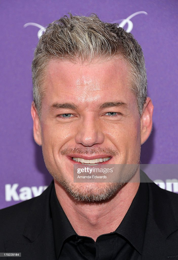 Actor Eric Dane arrives at the 12th Annual Chrysalis Butterfly Ball on June 8, 2013 in Los Angeles, California.