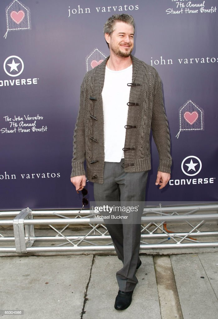 Actor Eric Dane arrives at the 7th Annual John Varvatos Stuart House Benefit at the John Varvatos Store on March 8 2009 in Los Angeles California