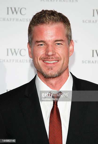 Actor Eric Dane arrives at the exclusive Filmmakers Dinner during the Cannes International Film Festival hosted by Swiss watch manufacturer IWC...