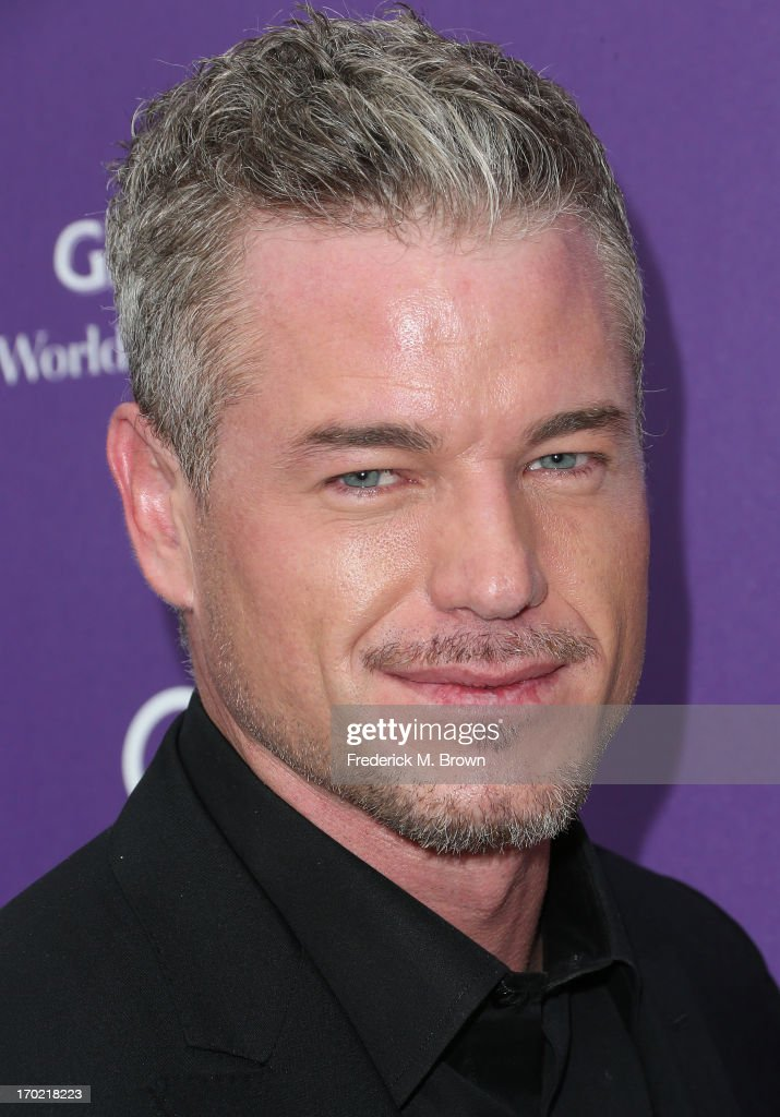 Actor Eric Dane attends the 12th Annual Chrysalis Butterfly Ball on June 8, 2013 in Los Angeles, California.