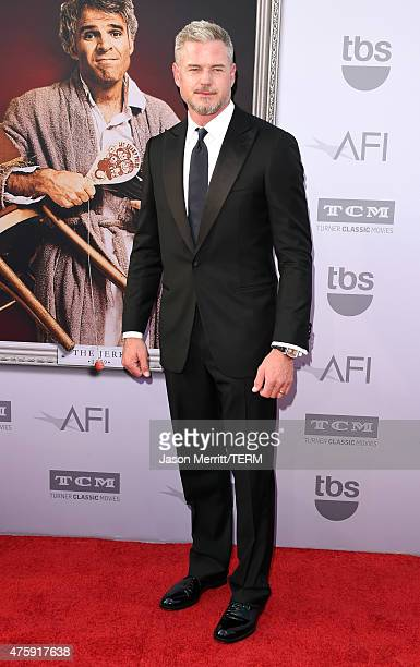 Actor Eric Dane attends the 2015 AFI Life Achievement Award Gala Tribute Honoring Steve Martin at the Dolby Theatre on June 4 2015 in Hollywood...