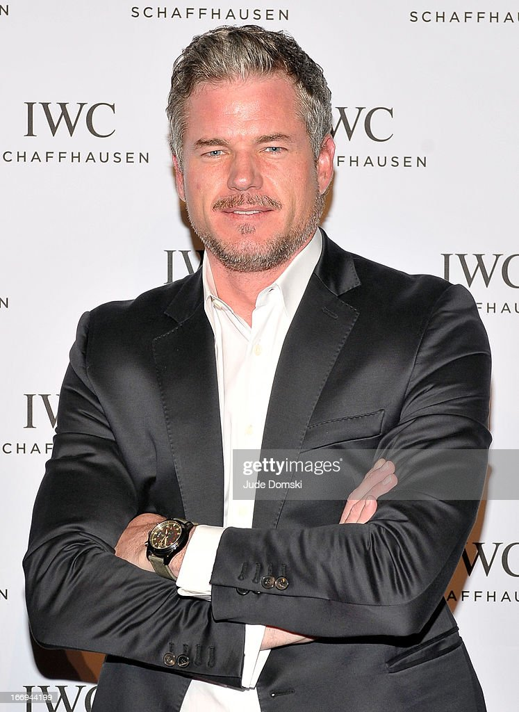 Actor <a gi-track='captionPersonalityLinkClicked' href=/galleries/search?phrase=Eric+Dane&family=editorial&specificpeople=707708 ng-click='$event.stopPropagation()'>Eric Dane</a> attends the IWC And Tribeca Film Festival Celebrate 'For The Love Of Cinema' at Urban Zen on April 18, 2013 in New York City.