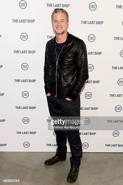 Actor Eric Dane attends The Last Ship Survival Is An Art at DIA 545 on June 19 2014 in New York City JPG