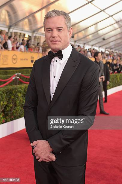 Actor Eric Dane attends TNT's 21st Annual Screen Actors Guild Awards at The Shrine Auditorium on January 25 2015 in Los Angeles California 25184_022