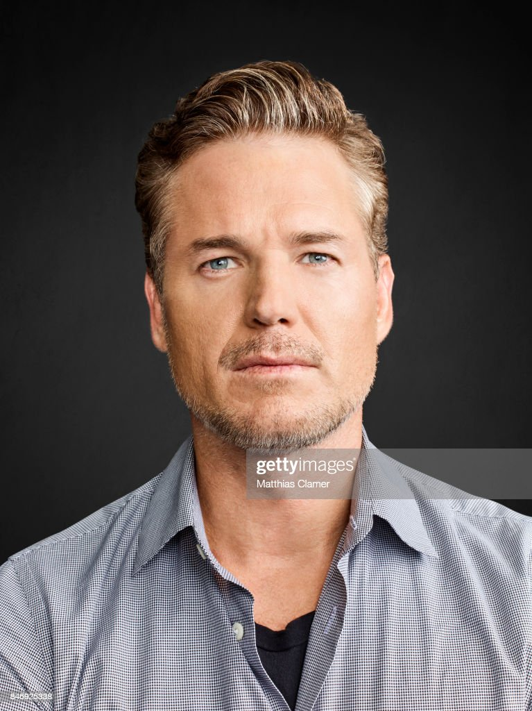 Actor Eric Dane from 'The Last Ship' is photographed for Entertainment Weekly Magazine on July 21, 2016 at Comic Con in the Hard Rock Hotel in San Diego, California.
