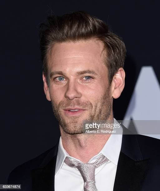 Actor Eric Johnsonattends the premiere of Universal Pictures' 'Fifty Shades Darker' at The Theatre at Ace Hotel on February 2 2017 in Los Angeles...