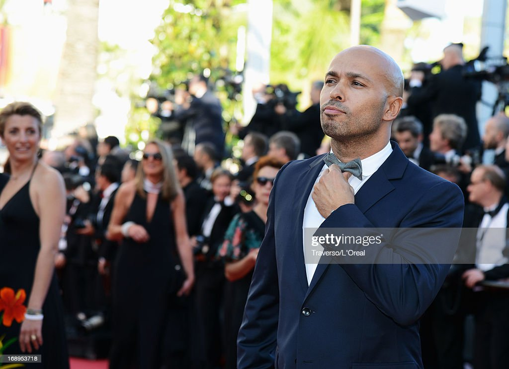 Actor Eric Judor attends the Premiere of 'Le Passe' (The Past) during The 66th Annual Cannes Film Festival at Palais des Festivals on May 17, 2013 in Cannes, France.