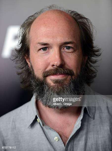 Actor Eric Lange arrives for Screamfest 2016 premiere of 'Fear Inc' held at TCL Chinese Theatre on October 19 2016 in Hollywood California