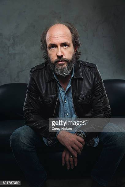 Actor Eric Lange is photographed for Self Assignment on September 15 2016 in Los Angeles California
