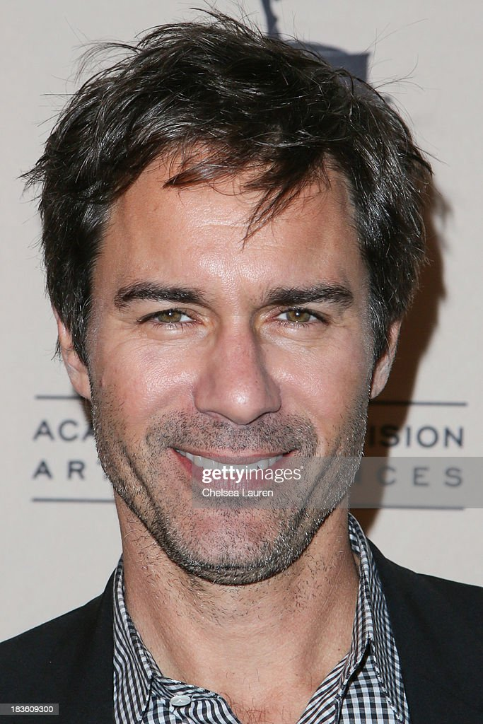Actor Eric Mccormack arrives at 'An Evening Honoring James Burrows' at Academy of Television Arts & Sciences on October 7, 2013 in North Hollywood, California.
