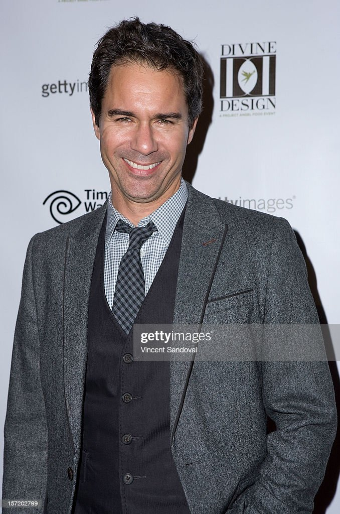 Actor <a gi-track='captionPersonalityLinkClicked' href=/galleries/search?phrase=Eric+McCormack&family=editorial&specificpeople=202857 ng-click='$event.stopPropagation()'>Eric McCormack</a> attends the Divine Design 2012 Opening Rock 'n' Roll Party on November 29, 2012 in Beverly Hills, California.