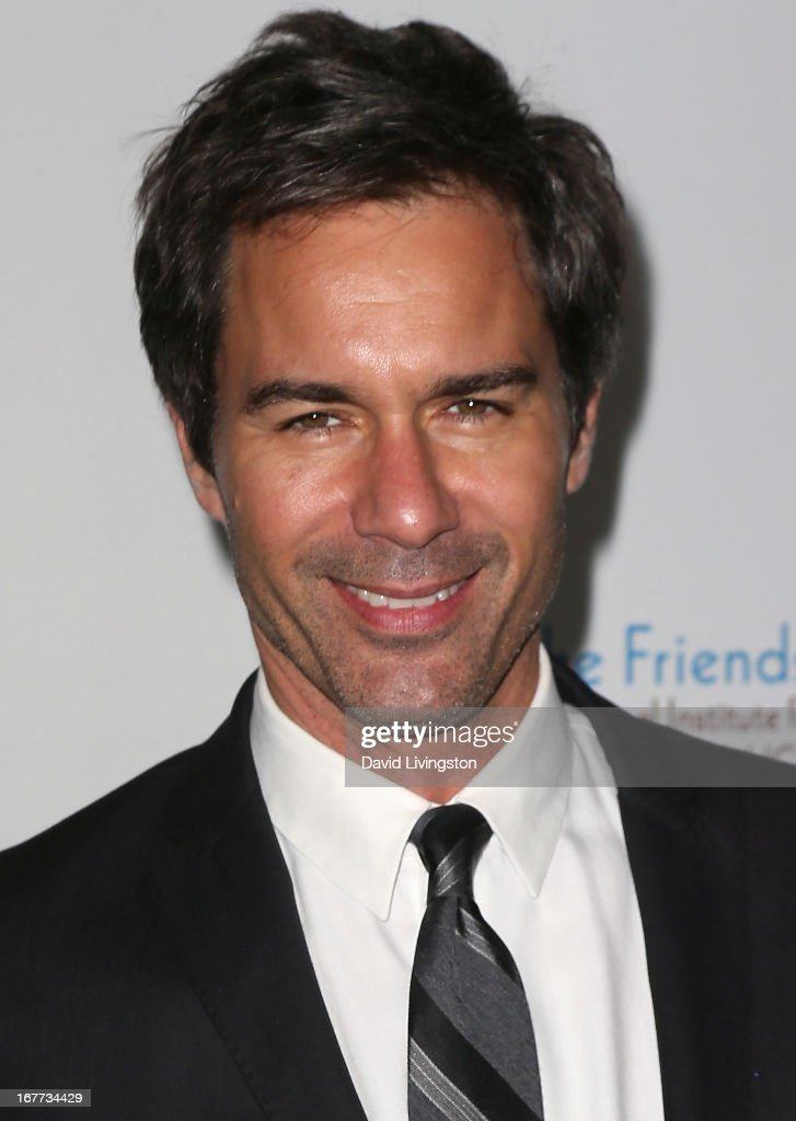 Actor <a gi-track='captionPersonalityLinkClicked' href=/galleries/search?phrase=Eric+McCormack&family=editorial&specificpeople=202857 ng-click='$event.stopPropagation()'>Eric McCormack</a> attends the Friends of the Semel Institute for Neuroscience & Human Behavior at UCLA's Inaugural Music and the Mind gala at the Regent Beverly Wilshire Hotel on April 28, 2013 in Beverly Hills, California.
