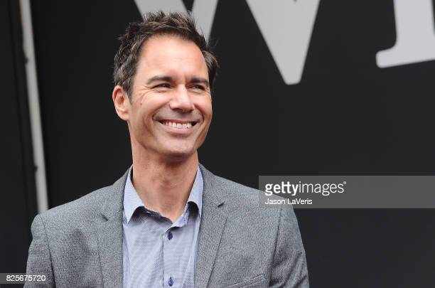 Actor Eric McCormack attends the 'Will Grace' start of production kick off event and ribbon cutting ceremony at Universal City Plaza on August 2 2017...