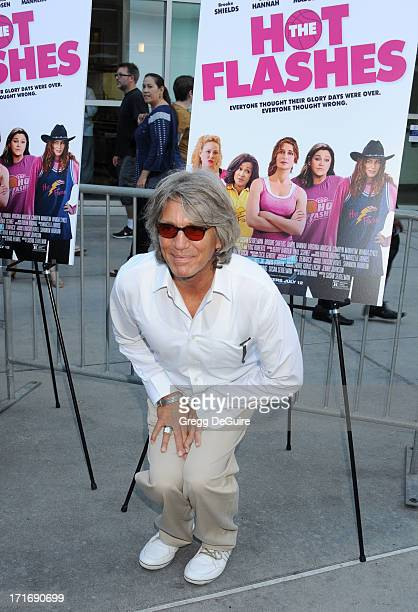 Actor Eric Roberts arrives at the Los Angeles premiere of 'The Hot Flashes' at ArcLight Cinemas on June 27 2013 in Hollywood California