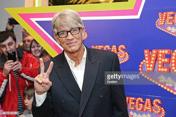 Actor Eric Roberts attends 5th Russian International Horror Film Awards 'KAPLYA' at Vegas Entertainment Centre on February 1 2015 in Moscow Russia