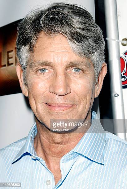 Actor Eric Roberts attends G Tom Mac CD release party for 'Untame The Songs' at Rolling Stone Restaurant Lounge on April 9 2012 in Los Angeles...
