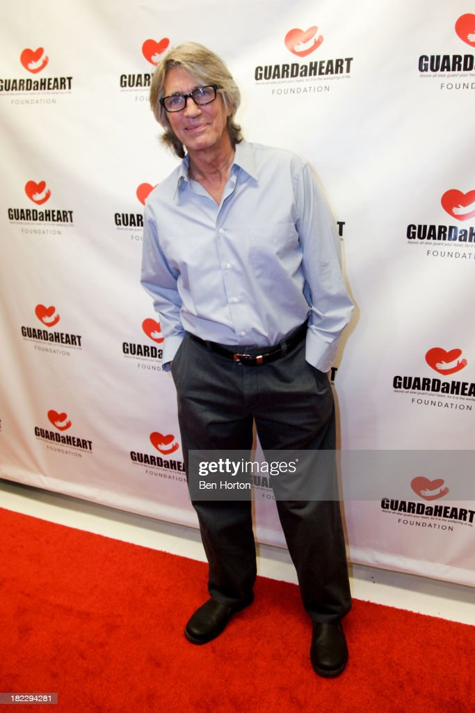 Actor <a gi-track='captionPersonalityLinkClicked' href=/galleries/search?phrase=Eric+Roberts&family=editorial&specificpeople=224670 ng-click='$event.stopPropagation()'>Eric Roberts</a> attends the GUARDaHEART Foundation World Heart Day 2013 celebration gala on September 28, 2013 in Santa Ana, California.
