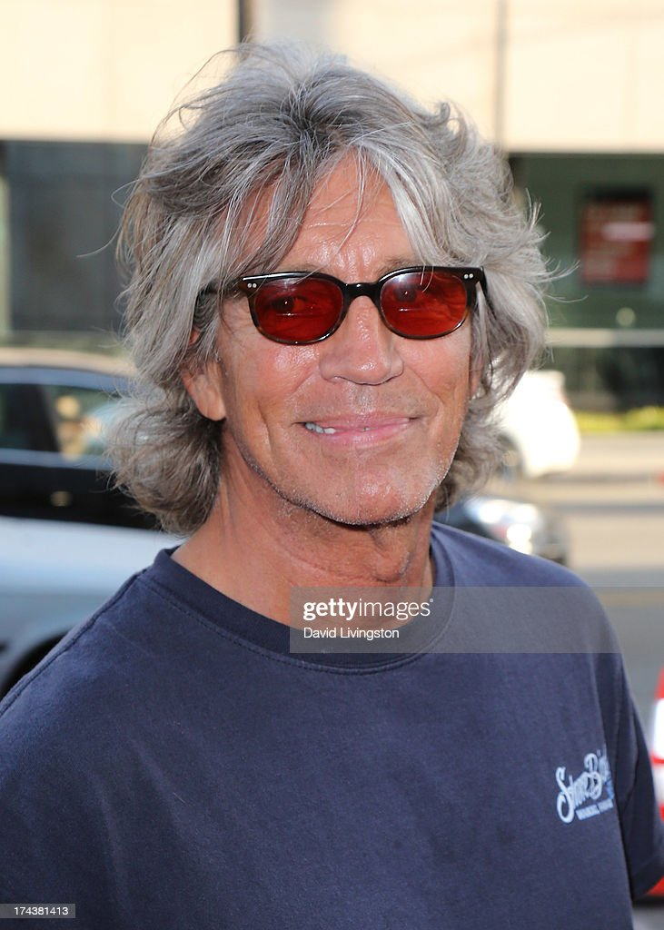 Actor Eric Roberts attends the premiere of 'Blue Jasmine' hosted by the AFI & Sony Picture Classics at the AMPAS Samuel Goldwyn Theater on July 24, 2013 in Beverly Hills, California.