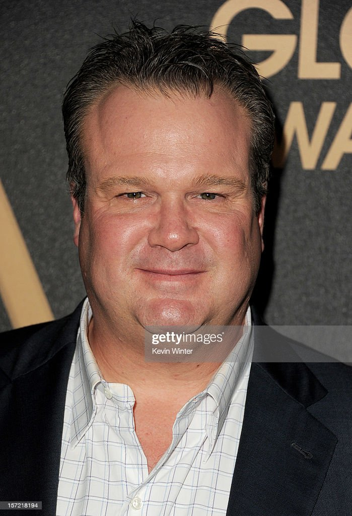 Actor Eric Stonestreet arrives at the Hollywood Foreign Press Association's and In Style's celebration of the 2013 Golden Globes Awards Season at Cecconi's on November 29, 2012 in West Hollywood, California.