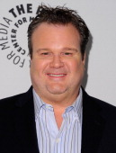 Actor Eric Stonestreet arrives to The Paley Center for Media's PaleyFest 2012 honoring 'Modern Family' at Saban Theatre on March 14 2012 in Beverly...