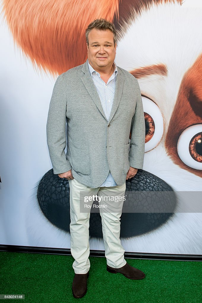 Actor Eric Stonestreet attends 'Secret Life Of Pets' New York Premiere on June 25, 2016 in New York City.