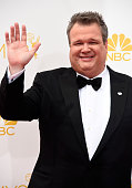 Actor Eric Stonestreet attends the 66th Annual Primetime Emmy Awards held at Nokia Theatre LA Live on August 25 2014 in Los Angeles California