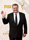 Actor Eric Stonestreet attends the 67th Annual Primetime Emmy Awards at Microsoft Theater on September 20 2015 in Los Angeles California