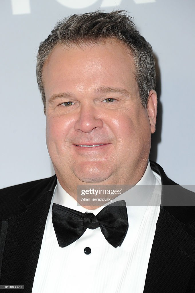 Actor <a gi-track='captionPersonalityLinkClicked' href=/galleries/search?phrase=Eric+Stonestreet&family=editorial&specificpeople=6129010 ng-click='$event.stopPropagation()'>Eric Stonestreet</a> attends the Fox Broadcasting, Twentieth Century Fox Television and FX 2013 Emmy nominees celebration at Soleto on September 22, 2013 in Los Angeles, California.