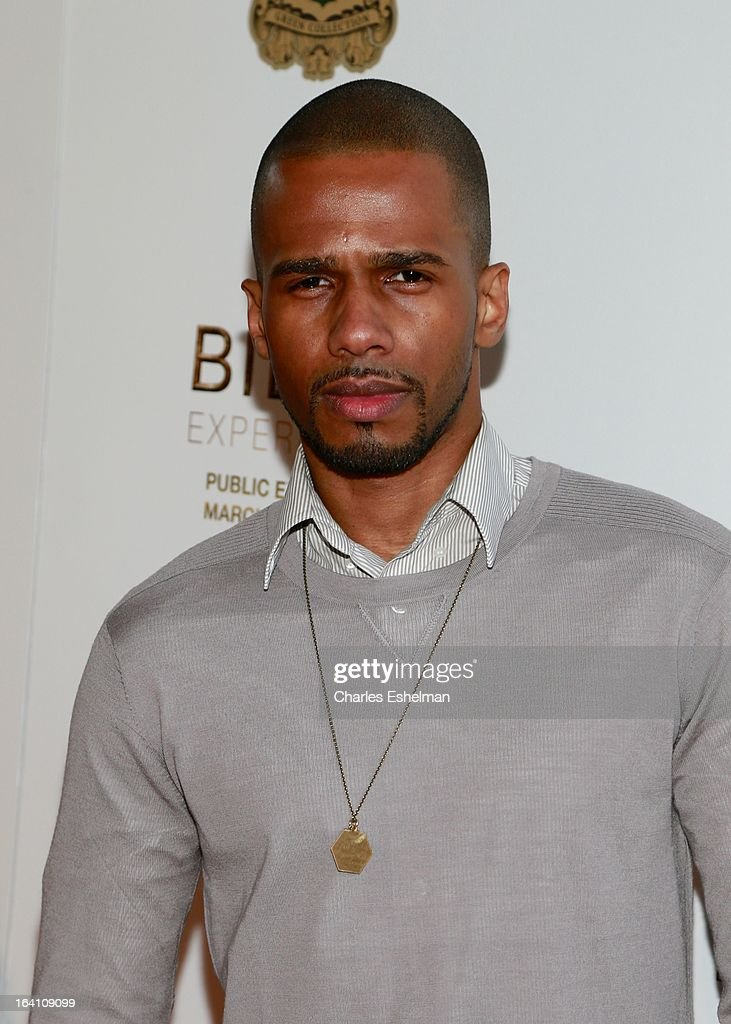 Actor Eric West attends 'The Bible Experience' Opening Night Gala at The Bible Experience on March 19, 2013 in New York City.