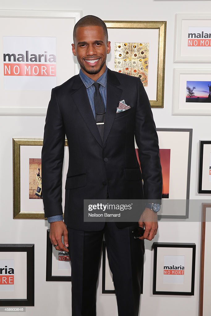 Actor Eric West attends the Malaria No More 2014 International Honors Gala Benefit on November 13, 2014 in New York City.