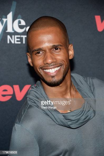 Actor Eric West attends the VEVO and Styled To Rock Celebration Hosted by Actress Model and Styled to Rock Mentor Erin Wasson with Performances by...