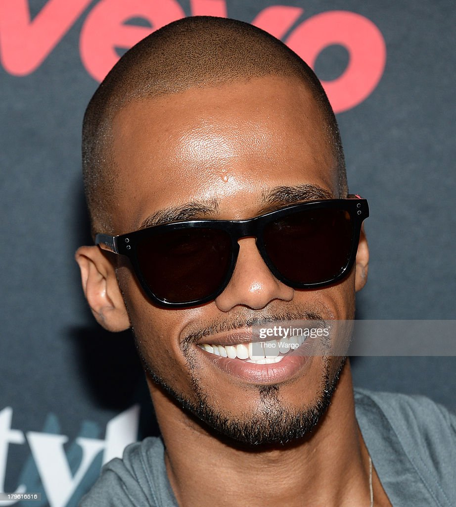Actor Eric West attends the VEVO and Styled To Rock Celebration Hosted by Actress, Model and Styled to Rock Mentor Erin Wasson with Performances by Bridget Kelly & Cazzette on September 5, 2013 in New York City.