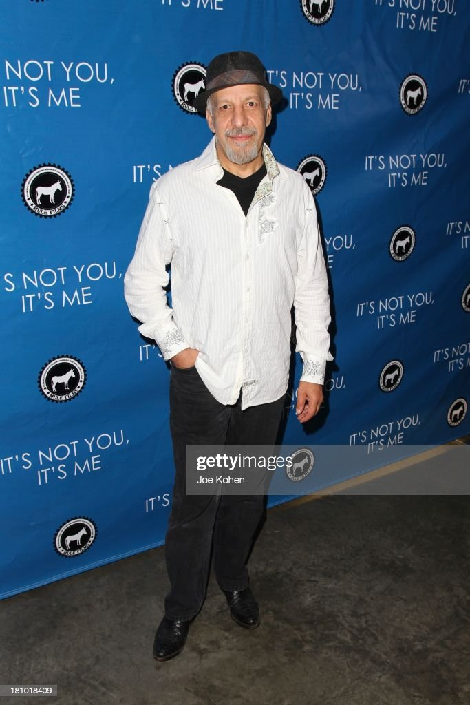 Actor Erick Avari attends the Los Angeles Premiere of 'It's Not You, It's Me' at Downtown Independent Theatre on September 18, 2013 in Los Angeles, California.